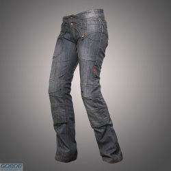 4SR Kevlar-Jeans, Lady Star grey