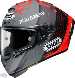 SHOEI Helm X-Spirit 3, Marquez Black Concept 2.0
