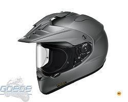SHOEI Helm Hornet, matt deep grey