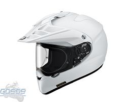 SHOEI Helm Hornet, white