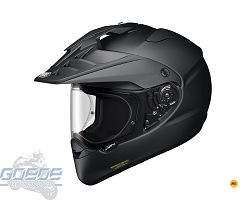 SHOEI Helm Hornet, matt black