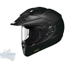 SHOEI Helm Hornet, black